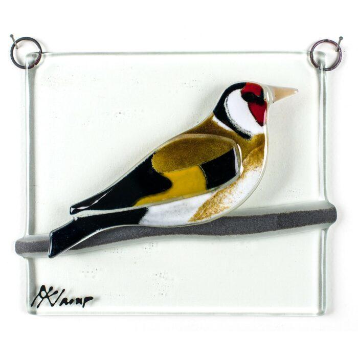 Goldfinch, relief