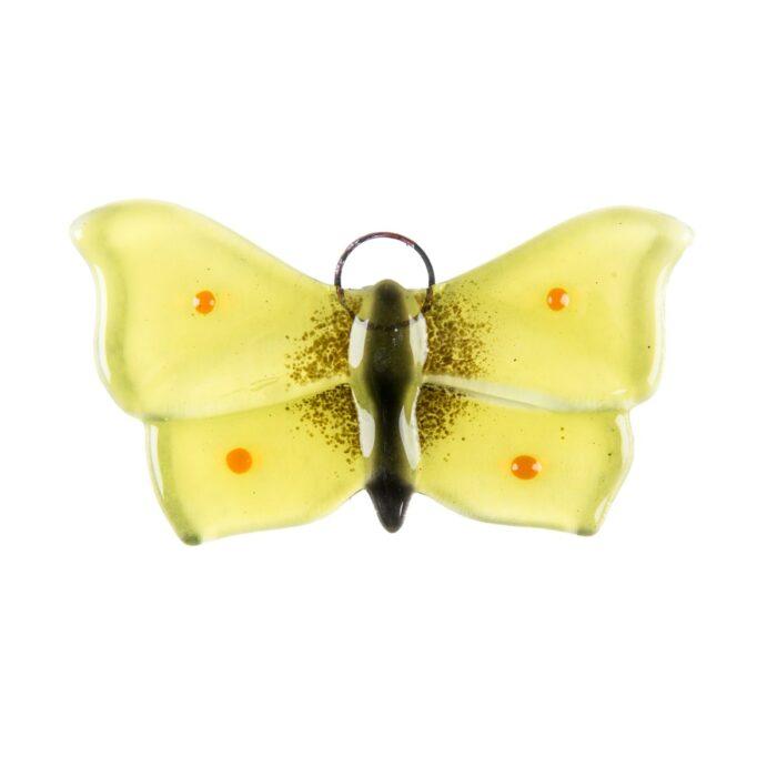 Citron-sommerfugl relief