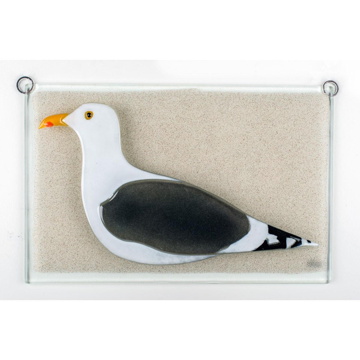 Heering gull, relief