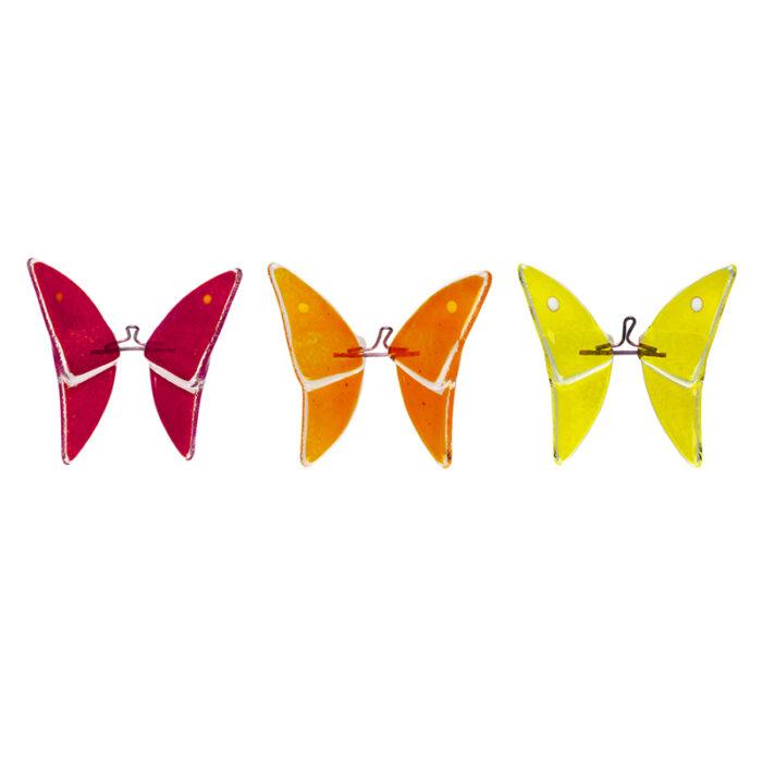 sommerfugle på vinger, sol