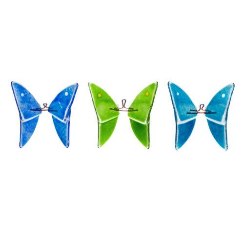 sommerfugle på vinger, luft