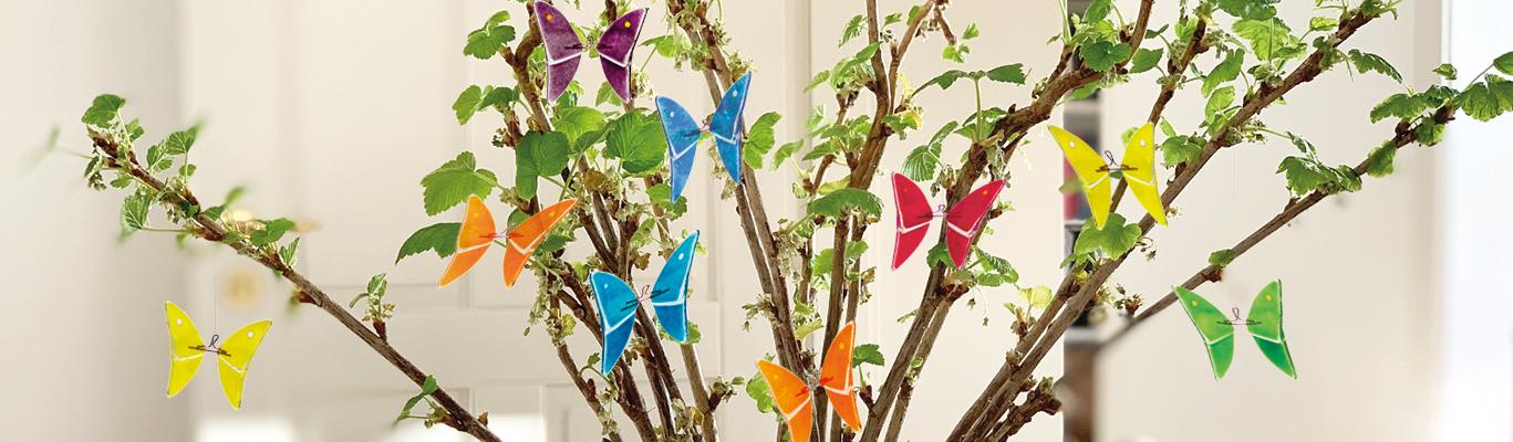 sommerfugle på vinger, mors dag